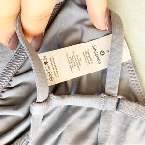 lululemon athletica Intimates & Sleepwear - Lululemon Simply Strappy Bralette Chambray sz M